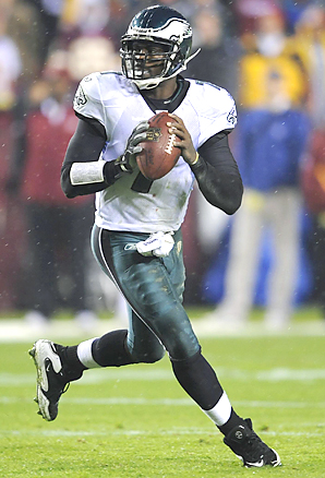 Eagles Vick Football